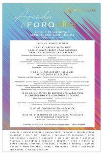 Agenda Foro RIISE - ACCOR @ Sofitel Buenos Aires Recoleta